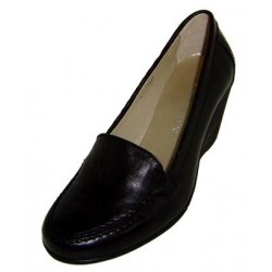 Zapato en piel para Sra. Ley Land.Ref:13100