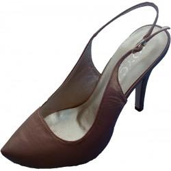 Zapato de tacón con plataforma de Joyca. Ref: 72847