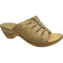 Sandalia de cuña para Señora Pitillos.Ref:351