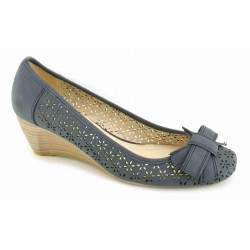 Zapato de cuña para mujer LolaBlue.Ref:32D082