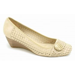 Zapato con cuña para mujer LolaBlue. Ref: 32D083