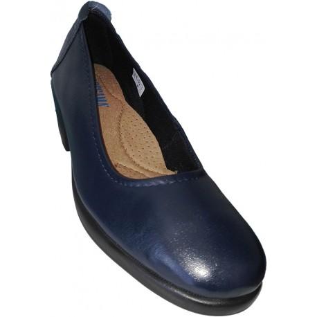 Zapato de cuña de Valdegama