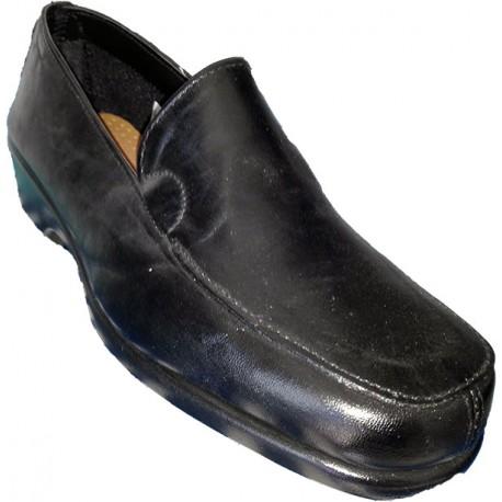 Zapato de mujer en negro Valdegama