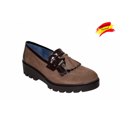Zapato de mujer hecho en españa