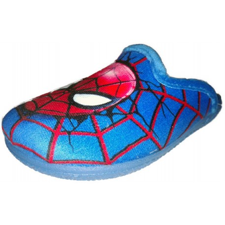Zapatilla de estar en casa para niño Spiderman