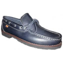 Zapato apache de piel engrasada