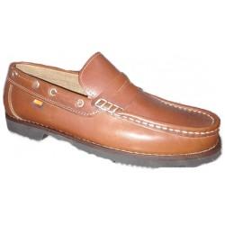 Zapato apache para hombre 100%piel