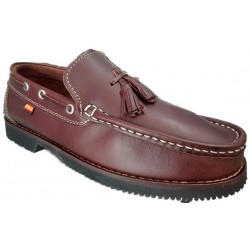Zapato Apache de hombre 100% piel