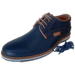 Zapato de hombre casual de piel