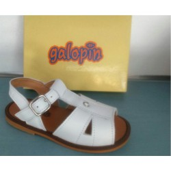 Sandalia para niño de la casa Galopín modelo 56426