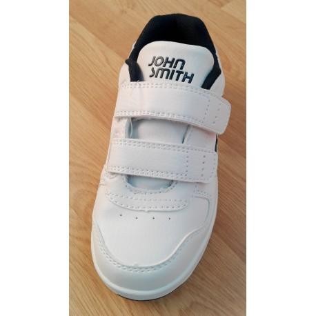 Deportiva blanca para niño John Smith ref:012/004