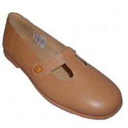 Zapato para niña de la casa Clover.Ref:490
