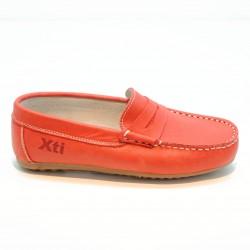 Zapato de niño en rojo modelo XTI. Ref:51794