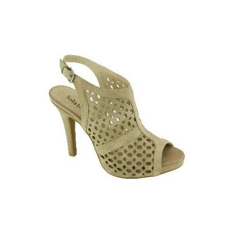 Zapato tacón Lola Blue.Ref:31D143