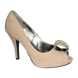 Zapato de tacón con plataforma Joyca.Ref:68510