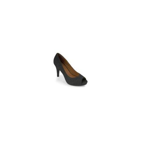 Zapato de tacón de la casa Pilar Monet.Ref:52102