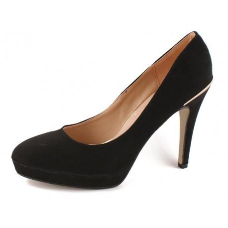 Zapato de tacón alto de la casa Lolablue.Ref:34D971