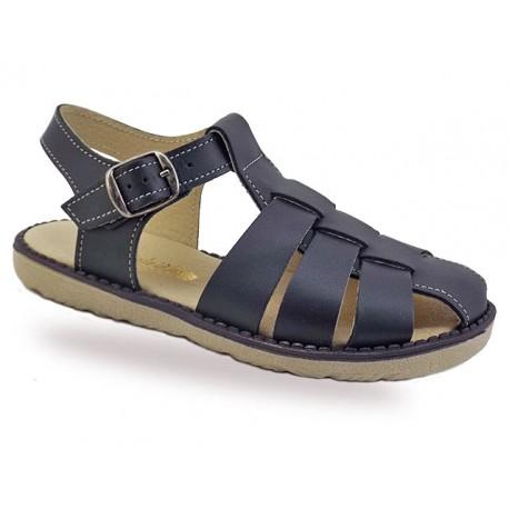 Sandalia de niño en Color Azul