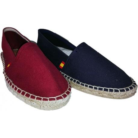 Zapatillas esparteras de hombre. Ref:67B