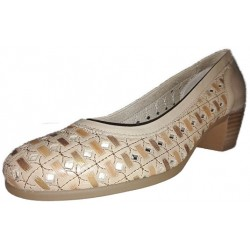 Zapato para mujer con tacón bajo Pitillos