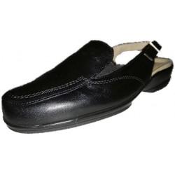 Zapato para mujer con el talón al aire Pitillos