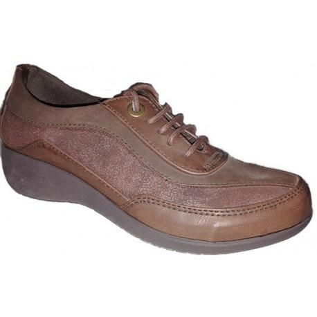 Zapato con cuña para mujer Lola Blue