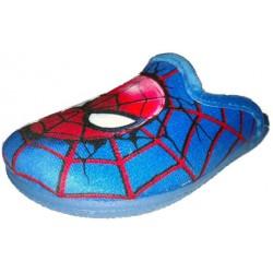 Zapatilla de estar en casa para niño Spiderman