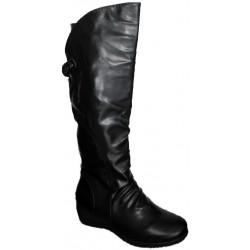 Botas para mujer con cuña y ancho especial Gobbs