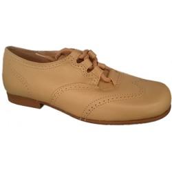 Zapato con cordón inglés para niño Galopín.Ref:80303
