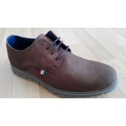 Zapato de piel para hombre de la casa Valdegamal ref2230