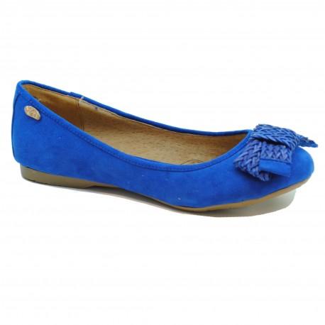 Zapato plano para señora modelo XTI. Ref:25800