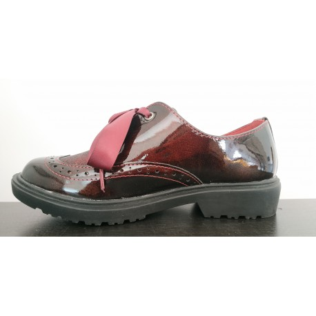 Zapato para niña tipo blucher. Ref: A2621