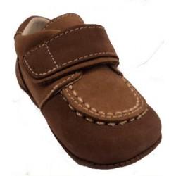 Zapato sin suela para niño Galopín.Ref:40250