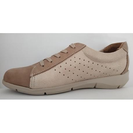 Zapato casual para mujer de la casa Valdegama. Ref:S-7501