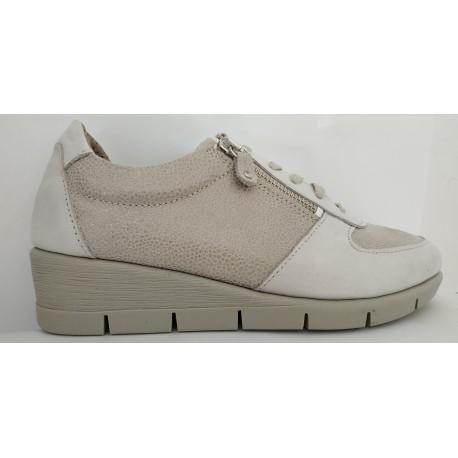 Zapato confort tipo casual para mujer de la casa Valdegama. Ref: S-6505 E3208