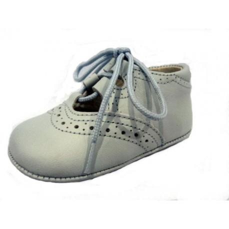 Zapato Inglés para bebé sin suela Galopín.Ref:40420
