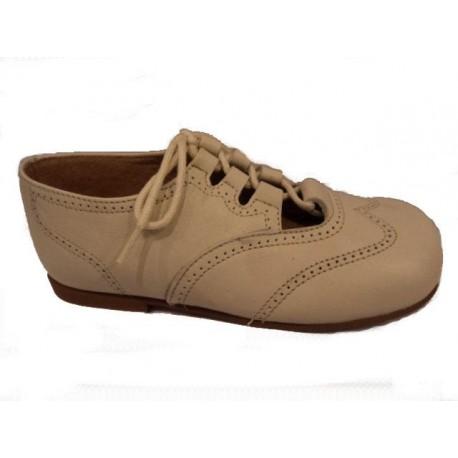 Zapato Inglés para niña de la casa Galopín.Ref:50406